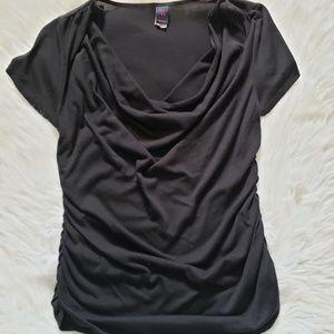 Plus sizes 1x Dress Shirt Black